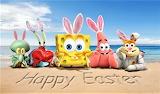 #Happy Easter from SpongeBob