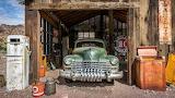 Rustic Garage