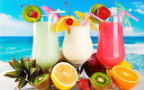 Kolorowe drinki 2