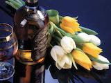 Whisky en botella