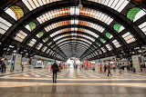 Central Station, Milan, Italy