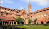 Abbazia di Santa Maria di Staffarda a Revello-Cuneo