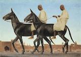 Bernard Boutet de Monvel, Les Mules noires, 1930, 1932