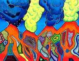 Volcanopolis, Sam Bernal