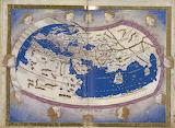Mapamundi de Ptolomeo