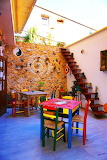 Crete, Chania, taverna