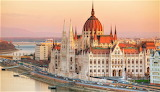 Metropolis of Budapest, Hungary