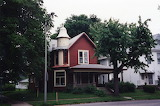 Greenfield, IN Victorian House