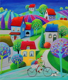 Romantic Ride - Iwona Lifsches
