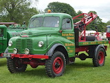 Austin 4WD tow truck