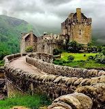Castillo Eilean Donan-Escocia