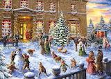 Christmas at the Hall