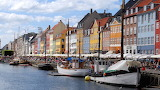 Nyhavn Harbour copenhage