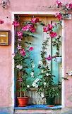 Izmir doorway