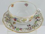 Flowers-Porcelain-Cup-