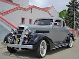 Chrysler Airstream C6 Business Man's Coupe 1935
