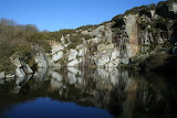 Tor Down Quarry, St Breward, Cornwall, Kernow