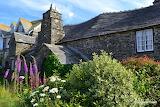 Tintagel garden