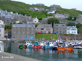 Scotland - Gardenstown Harbour