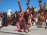 Procession of the 12 Stations of the Cross, Puerto Vallarta