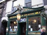 Edinburgh Pub Scotland