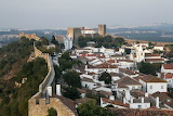 Obidos, town of the Queens, Portugal