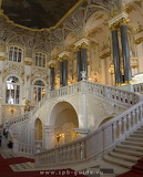 Jordan Staircase of the Winter Palace - St.Petersburg