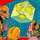 Mystery in Space, Vol 1 # 22, Nov. 1954