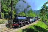 Steam locomotive french
