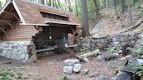 Mile 1165 Rausch Gap Shelter