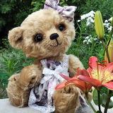 Teddy enjoying the outdoors!