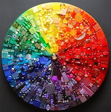 Colored dial
