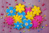 ☺♥ Pretty cookies...