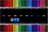 crayons, Victoria Ivanova