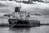 Tanker Houston Texas Ship Channel