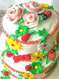 Cake @ Los Postres de la madrina Eva