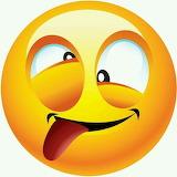 Goofy Face Emoji