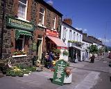 Moira village Ireland