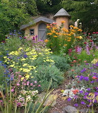 Country home and garden