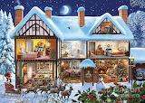 Christmas House - Steve Crisp