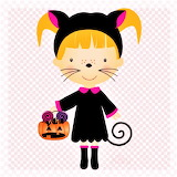 Kitty Trick or Treater