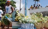 Brazil, Yemanja (Goddess of the Sea) festival
