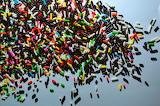 Meises sprinkles chocolate colorful 13