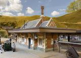 Pendon Parva Station