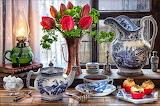 Tulips>Tea>Cake