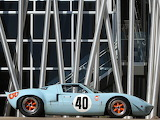 1968 Ford GT40 Gulf-Oil Le-Mans
