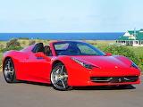 2012 Ferrari 458 Spider AU-spec