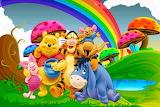 Winnie the pooh crew!