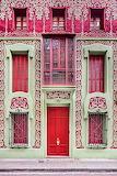 Art Nouveau Pink