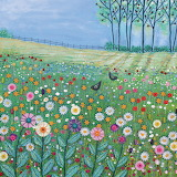 ^ Field Flowers ~ Jo Grundy